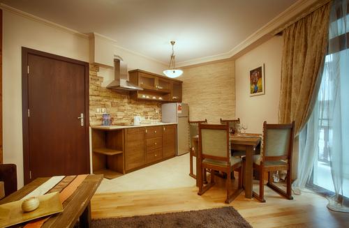 Апартамент Делукс (2+2)